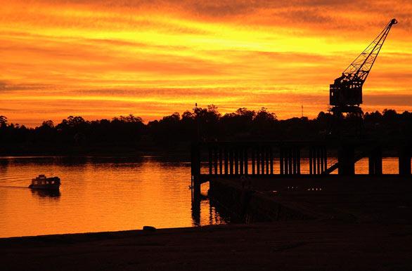 Advierten no ingresar al río Uruguay  en zonas peligrosas o no habilitadas