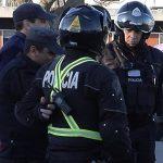Policía detuvo a dos hombres y recuperó una moto robada en 2018