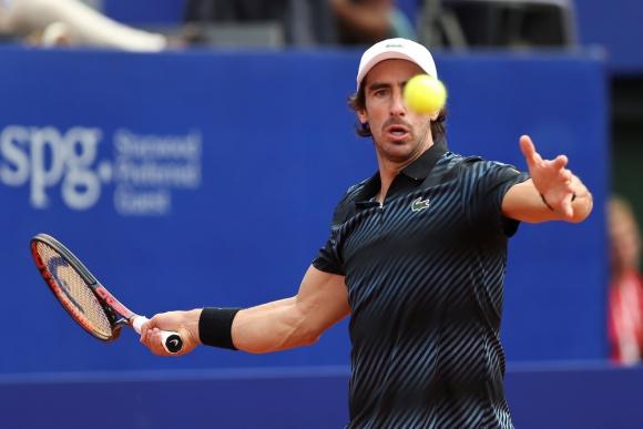 Pablo Cuevas clasificado a los cuartos de final del Argentina Open