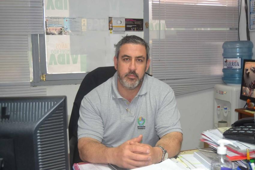 Dirección de Tránsito realiza últimos ajustes para  comenzar fiscalización con equipamiento electrónicos