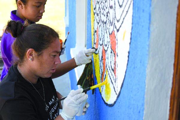 Convocan a instituciones sociales interesadas en realizar murales