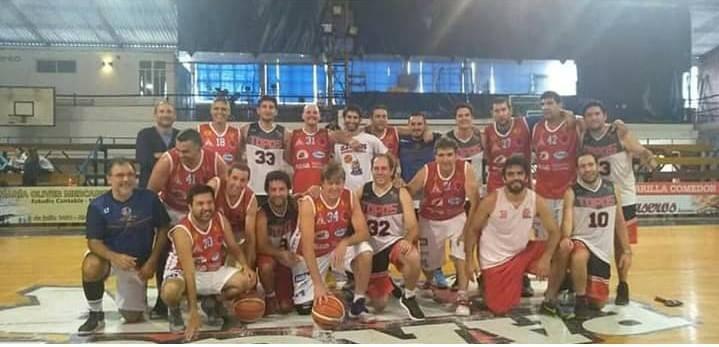 Maxibásquet: Salteños retuvieron el título +35 en Concepción del Uruguay