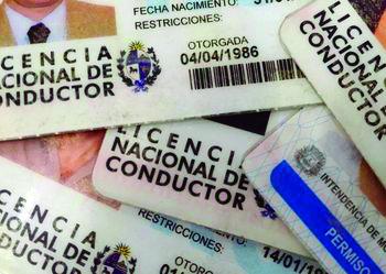 Congreso de Intendentes  prorrogó vencimiento de licencias de conducir hasta el 30 de abril