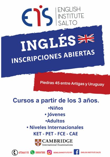 English Institute Salto