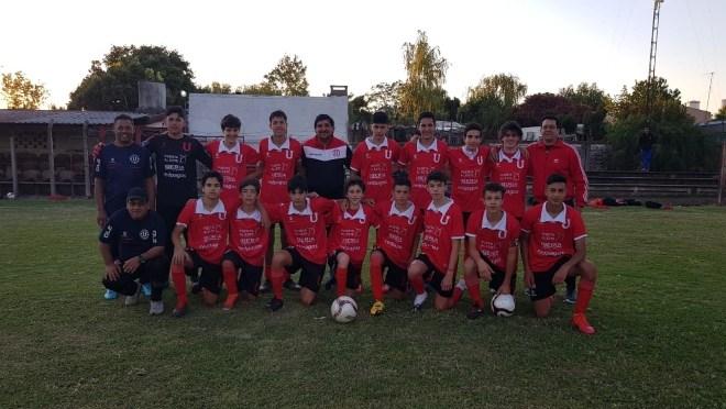 Universitario y Ferro Carril pasaron a la final del torneo Salteño Sub 14