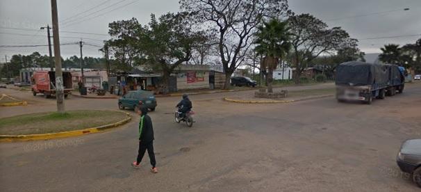 Plantean preocupación por siniestros en triple esquina de Rodó, Amorim y Diagonal Calafí