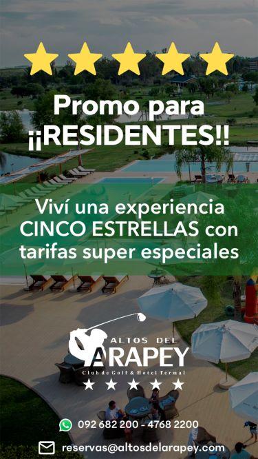 Altos del Arapey – Promo