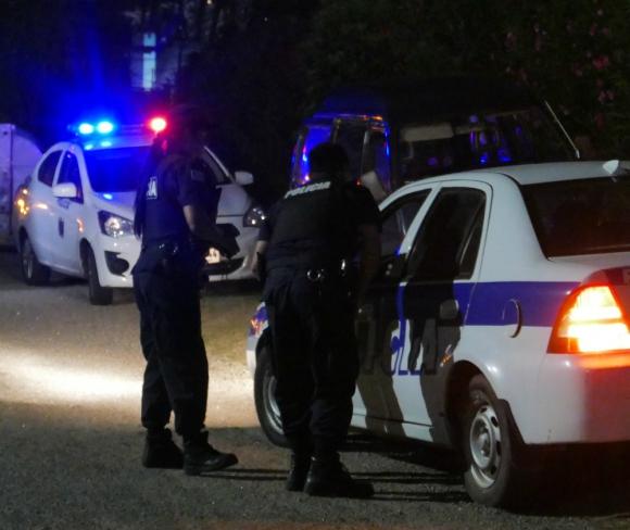 """Fue detenido """"delivery"""" de estupefacientes en Enrique Amorim y Gutiérrez Ruiz"""