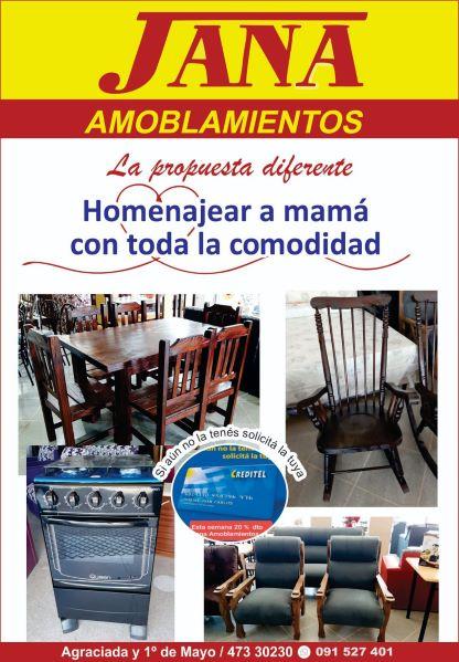 Jana Amoblamientos