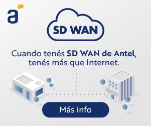 Antel SD WAN